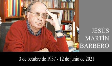 JESUS MARTIN BARBERO 1937 - 2021