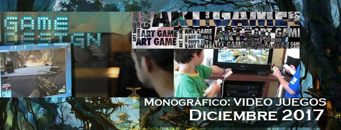 Monografico Videojuegos redmarka diciembre 2017